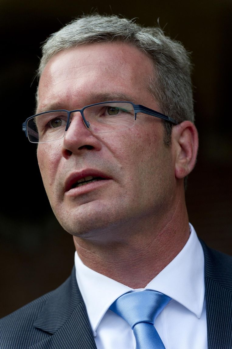 SGP-Kamerlid Elbert Dijkgraaf Beeld null