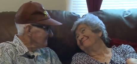 Echte liefde! Na 71 jaar huwelijk sterft echtpaar op dezelfde dag