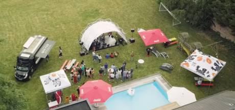 Un été sans festival? Organisez-en un dans votre jardin grâce à ce concept belge