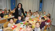 Leerlingen VBS Aan de Basis Smeermaas winnen een gezond ontbijt