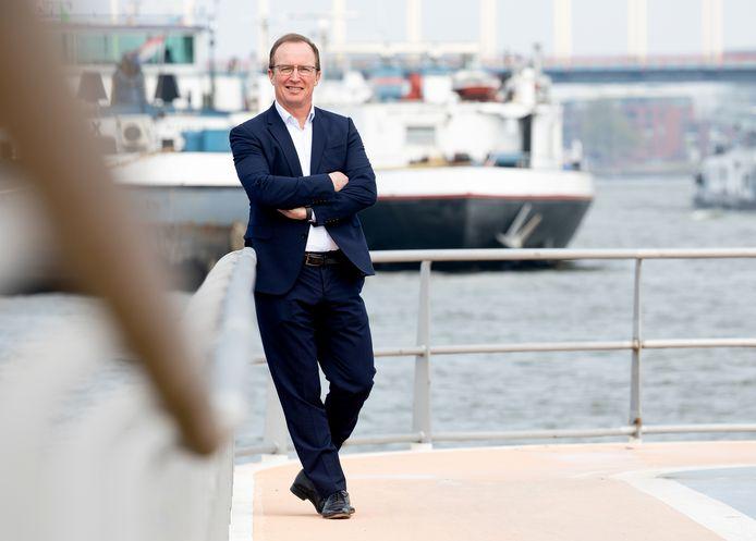 """Martin Bloem: ,,We willen die bedrijven dolgraag helpen maar de strekkende meters kade zijn er simpelweg niet."""""""