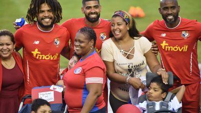 In de tribunes winnen zij: vier keer meer Panamezen dan Belgen in het stadion