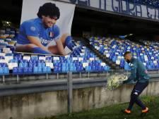 Ook in Alkmaar speelt de Maradona-factor: 'We voetballen ook voor Diego'