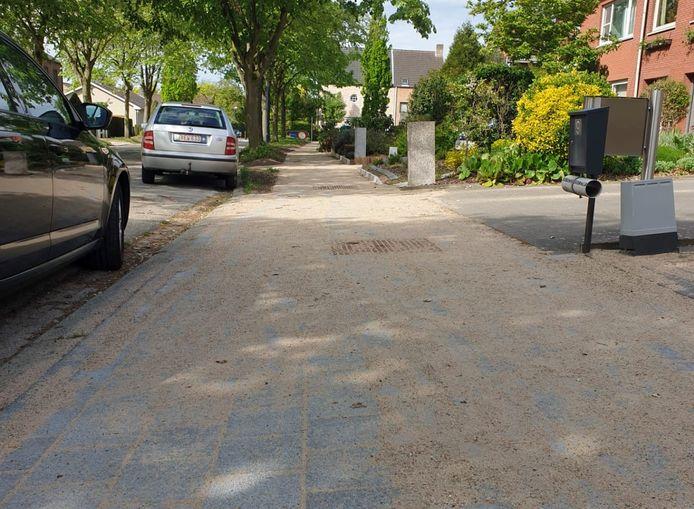 De vernieuwde voetpaden in het Wierookstuk.