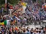 Groot volksfeest langs WK-parcours in Leuven: Wijnpershelling werd al even na de middag afgesloten