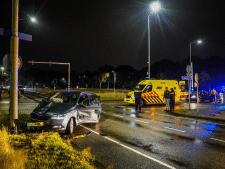 Zwaargewonde na ongeval op kruising John F. Kennedylaan in Eindhoven