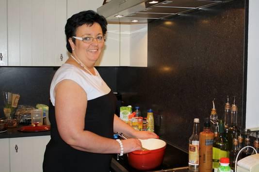 Veerle is dol op de Italiaanse keuken.