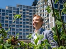 Na drie tropenjaren trots op transformatie ING-kolos tot wooncomplex. 'Het is het allemaal waard geweest'