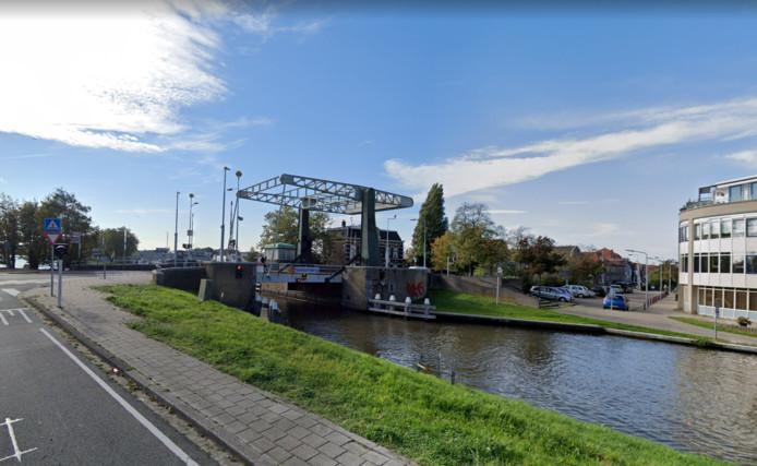 De spanjaardsbrug in Leiden