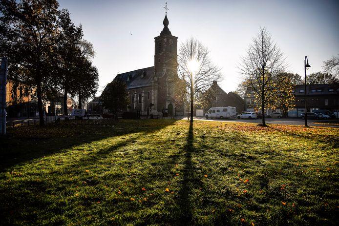 """""""In de omgeving van de Dries zijn heel wat panden die op de erfgoedlijst staan"""", weet Steffi Coppens."""