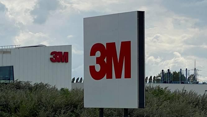 """3M ontkent vermeende drukuitoefening op omgevingsinspectie: """"Er zijn nooit ongepaste afspraken gemaakt"""""""