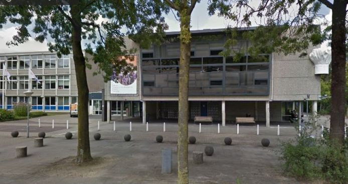 Dit gebouw aan de Marijkeweg in Wageningen werd in 2019 verlaten door de Vakschool Wageningen