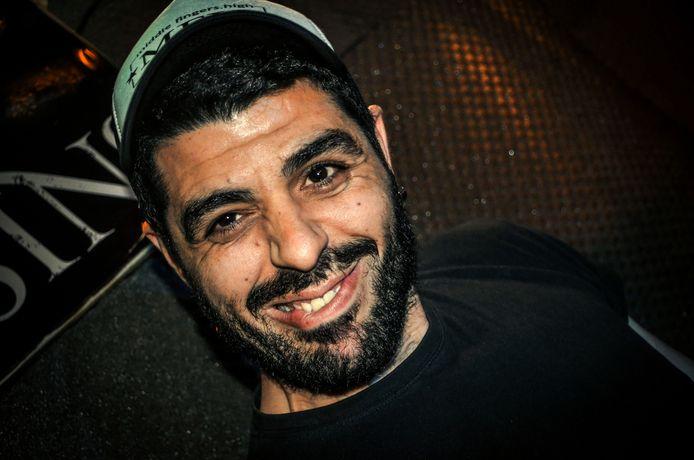Pavlos Fyssas, assassiné par un militant d'Aube dorée