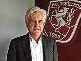 René Takens voorzitter rvc FC Twente