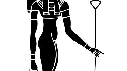 Egyptenaren sjoemelden met kattenmummies