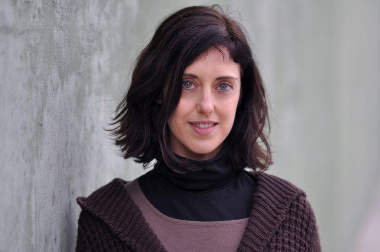 Irene Vallejo. Beeld rv
