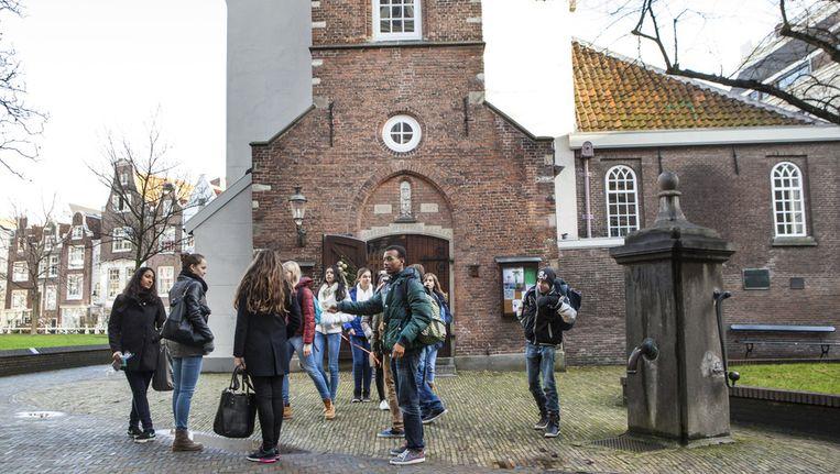 English Reformed Church Beeld Floris Lok/Het Parool