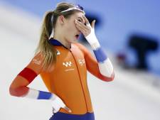 Zilveren Leerdam raakt wereldtitel 1000 meter kwijt aan Bowe