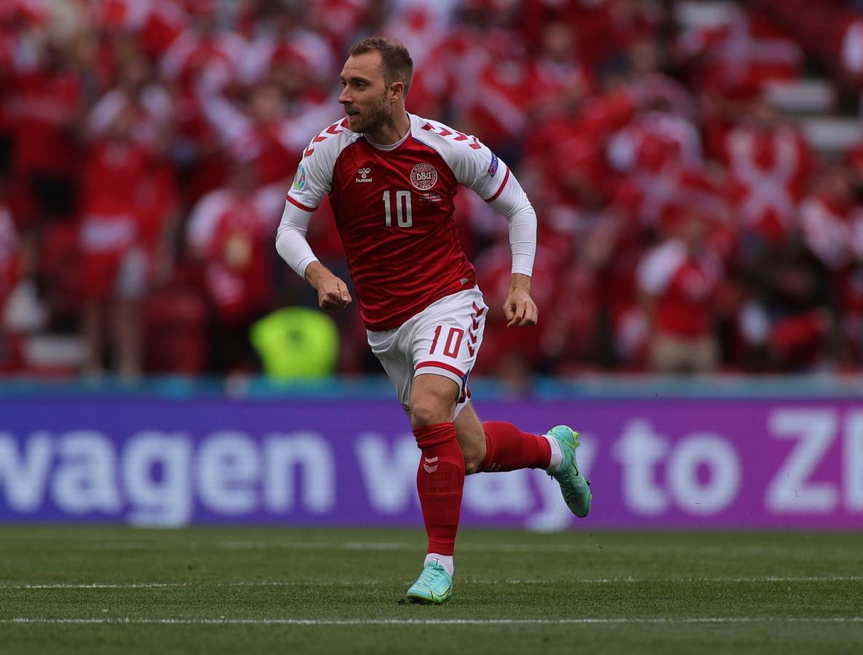 Christian Eriksen.