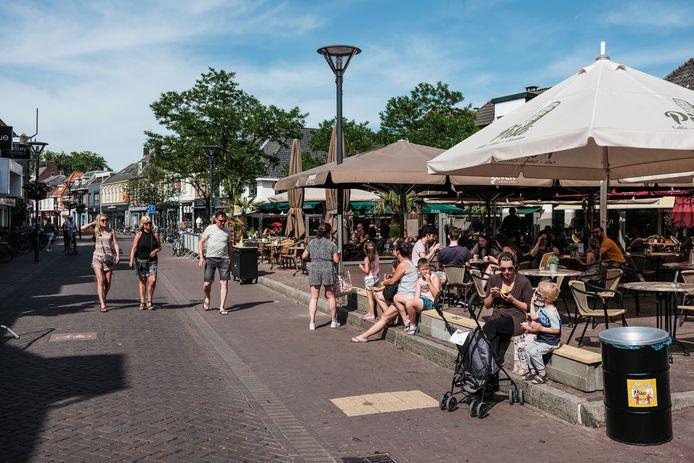 De Markt in Zevenaar.
