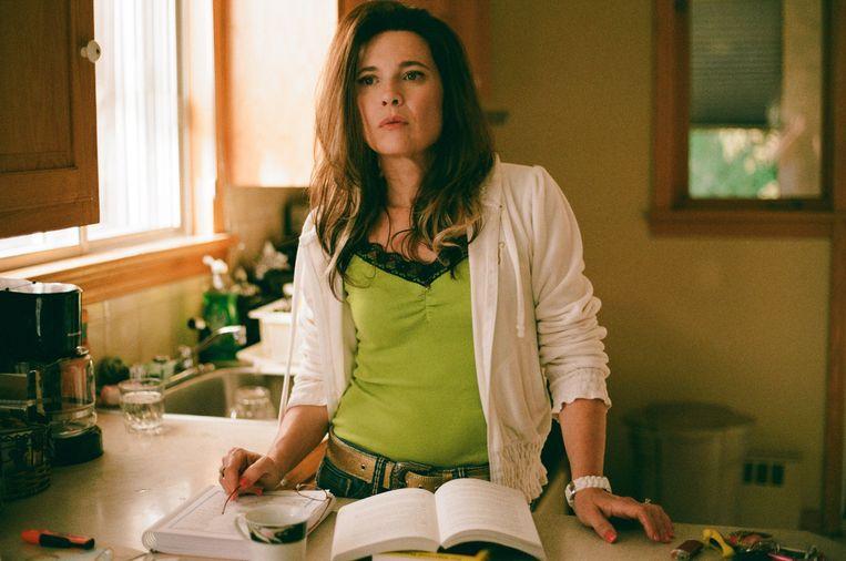 Actrice Anne Dorval als Diane Després, de moeder in Xavier Dolans nieuwe film Mommy. Beeld Cinemien
