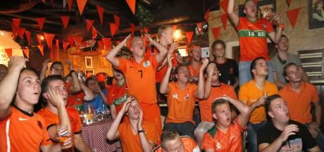 Eindelijk! Voetbal kijken mag weer in het café, maar er heerst nog geen jubelstemming bij de ondernemers
