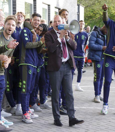 Euforisch Sparta vol zelfvertrouwen naar Feyenoord, maar toch steekt er straks iets in De Kuip