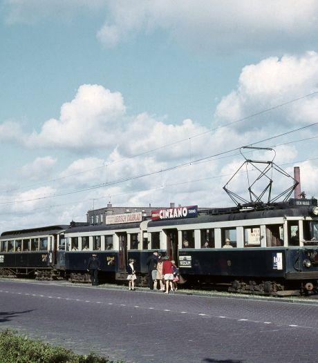 Historische Blauwe Tram krijgt nieuw leven: 'Prachtig interieur, wat een bijzondere sfeer'