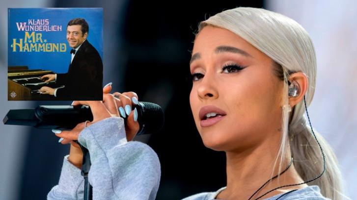 Glanerbrugger ontdekt 'plagiaat' in nieuwe plaat Ariana Grande