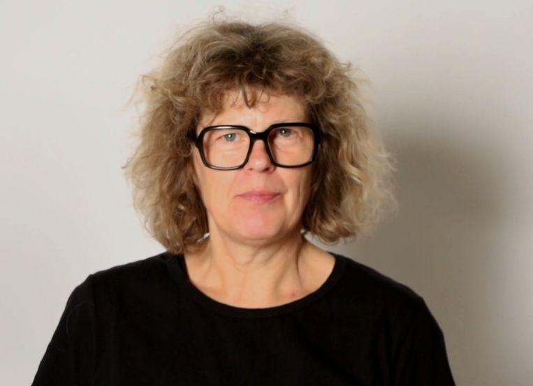 Liesbeth Bik: 'Kunst ligt ten grondslag aan maatschappelijke veranderingen.' Beeld KNAW