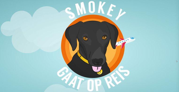 Smokey gaat op reis