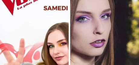 La Montoise Camélione tentera sa chance ce samedi soir dans The Voice France