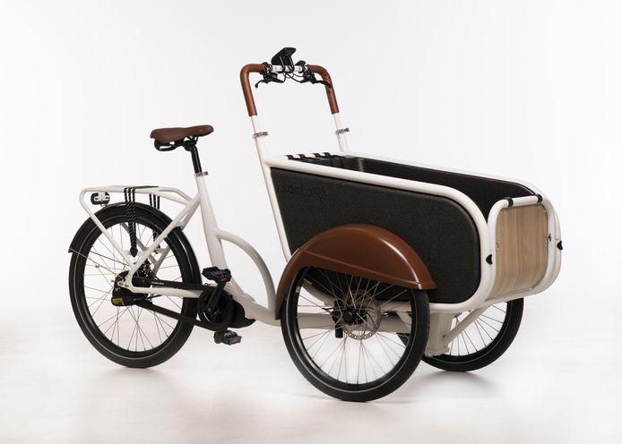 Een bakfiets van Soci Bike