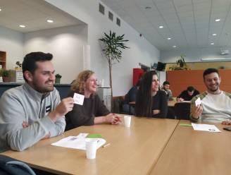 Voorbereidende lessen op hoger onderijs voor anderstalige nieuwkomers weer live van start na anderhalf jaar corona
