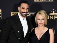 Ex van Pamela Anderson ontkent mishandeling: 'Ze wil me gewoon kapot maken'