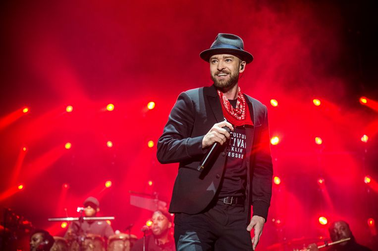 Justin Timberlake Beeld Amy Harris/Invision/AP