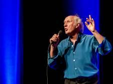 Herman van Veen: 'Er gaat natuurlijk een moment komen dat iemand mij van het toneel tilt'