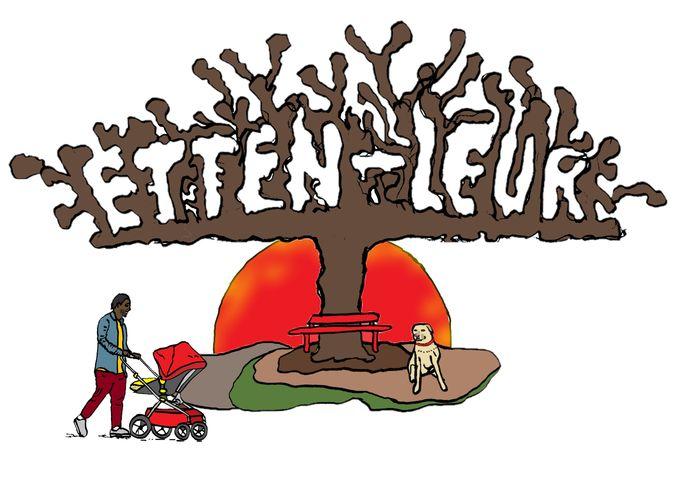 Voorkant van het geboorteboekje van de gemeente Etten-Leur.