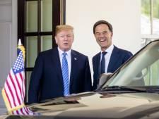 Rutte: Trump komt mogelijk naar herdenking Terneuzen