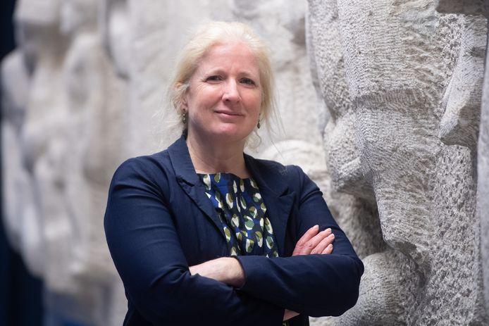 RIVM-onderzoeker Ana Maria de Husman.