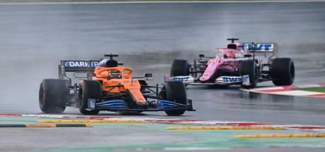 McLaren verdringt Racing Point in slotrace van derde plaats