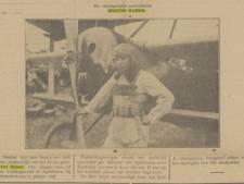 Dit is de mythe van Berend Hamer: Twellonaar die voor de ogen van zijn familie het eerste parachute-slachtoffer in ons land werd