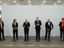 SPD, libéraux et Verts allemands posent les bases d'un futur gouvernement