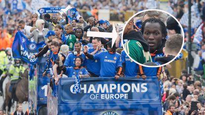 """Waarom Lukaku de Champions League-beker van Chelsea in 2012 met geen vinger aanraakte: """"Ik vergeef het Villas-Boas nooit"""""""