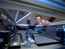Bram (22) bouwt baanbrekende 3D-printer: 'Hiermee iets betekenen voor medische zorg'