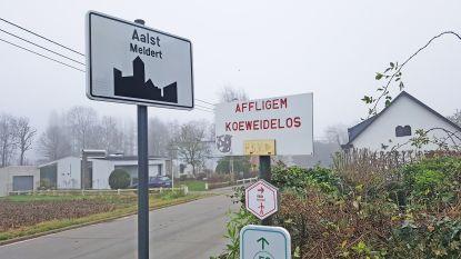 Aalst 'annexeert' stukje Affligem: plaatsnaamborden worden op grondgebied van buurgemeente geplaatst