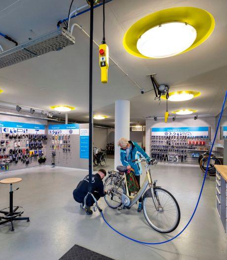 NS opent nieuwe fietsservice op station Arnhem Centraal