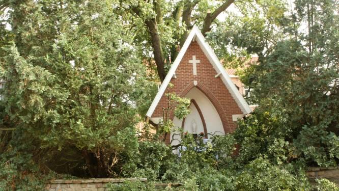 Stad stelt attributen voor kapelletjes ter beschikking