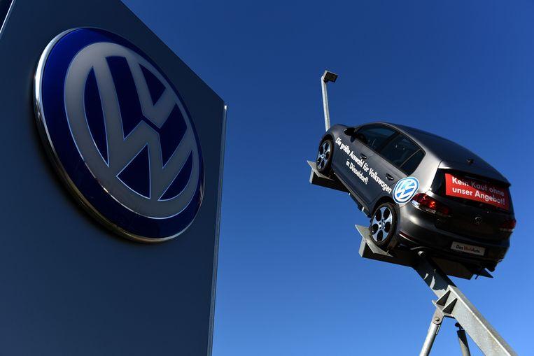 D'Ieteren Auto, de Belgische invoerder van de Duitse Volkswagen-groep, wil vanaf volgend jaar auto's online verkopen.