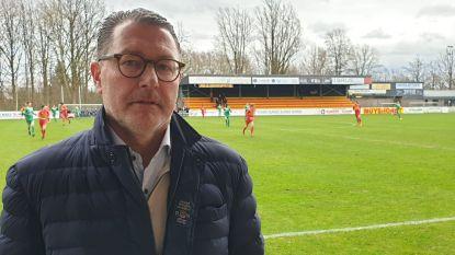 """KVV-voorzitter Stefaan Luca slaakt noodkreet: """"Getalm rond Zelzate-Zuid remt groei van onze club"""""""